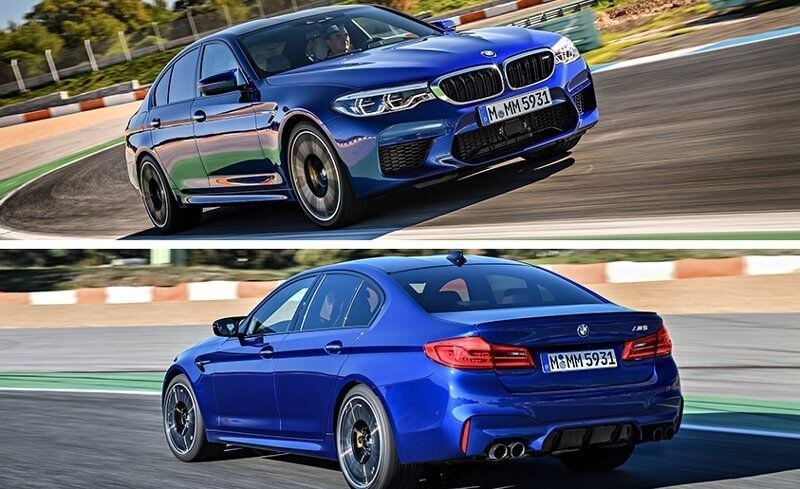 is the new 2018 bmw m5 the best m5 ever car heroes real and unfiltered news and reviews. Black Bedroom Furniture Sets. Home Design Ideas