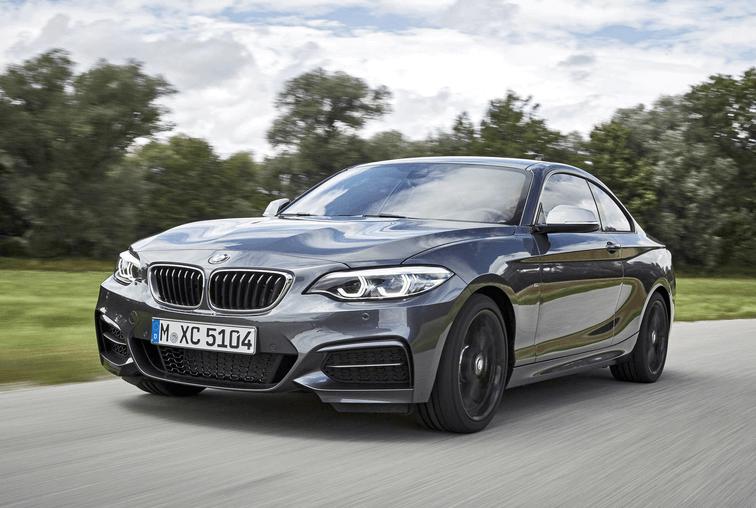 BMW M240i xdrive - credit autoweek.com