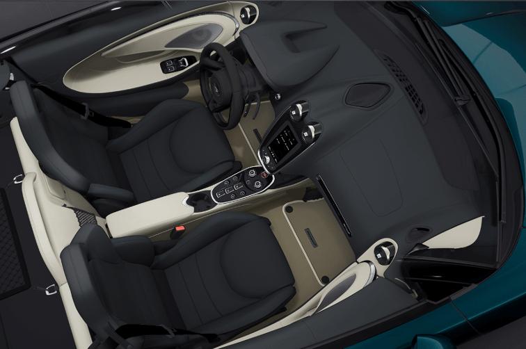 Credit to McLaren GT configurator